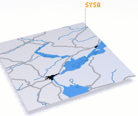 3d view of Sysa