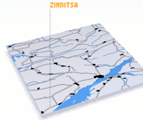 3d view of Zimnitsa