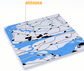 3d view of Annovka