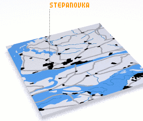 3d view of Stepanovka