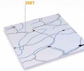 3d view of Surt