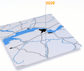 3d view of Ugor