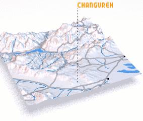 3d view of Changūreh