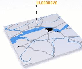 3d view of Klenovoye