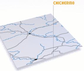3d view of Chichërino