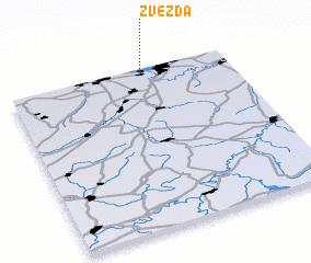 3d view of Zvezda