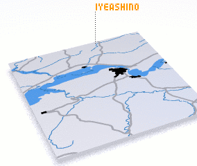 3d view of Iyeashino