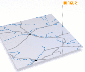 3d view of Kungur