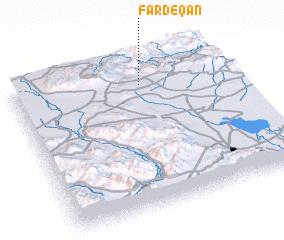 3d view of Fardeqān