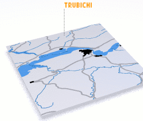 3d view of Trubichi