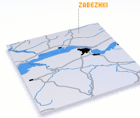 3d view of Zabezhki