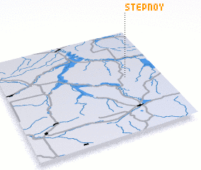 3d view of Stepnoy