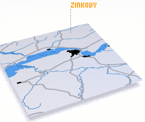 3d view of Zinkovy