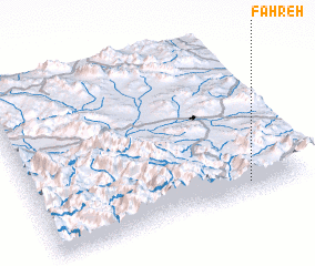3d view of Fahreh
