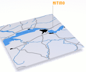3d view of Mitino