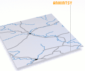 3d view of Anikintsy