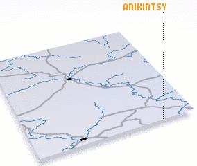 3d view of Anikintsy