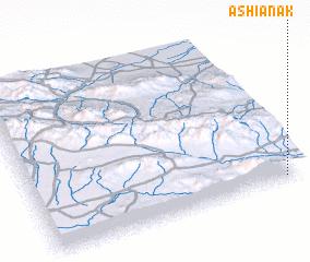 3d view of Āshīānak
