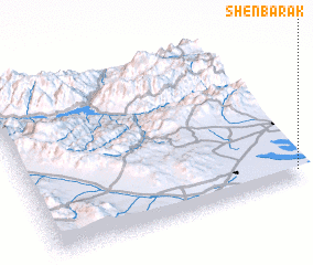 3d view of Shenbarak
