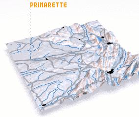 3d view of Primarette