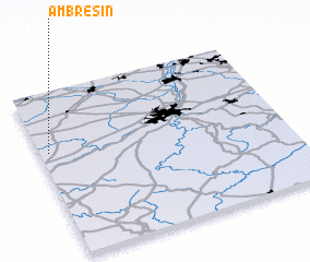 3d view of Ambresin