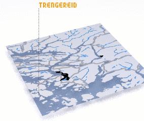 3d view of Trengereid