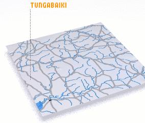 3d view of Tunga Baiki