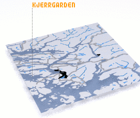 3d view of Kjerrgarden