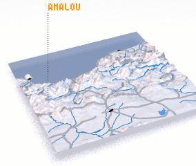 3d view of Amalou