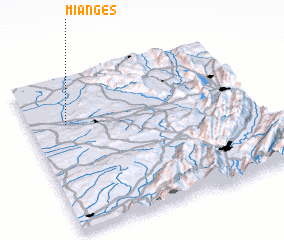 3d view of Mianges