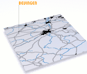 3d view of Bevingen
