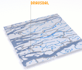 3d view of Drausdal