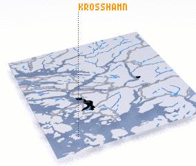 3d view of Krosshamn