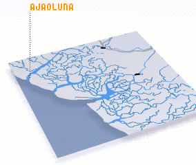 3d view of Ajaoluna
