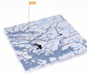 3d view of Hop