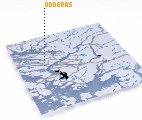 3d view of Odderås