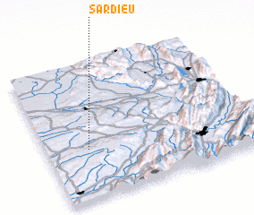 3d view of Sardieu