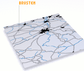 3d view of Brustem