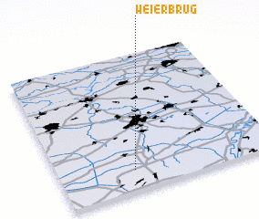 3d view of Weierbrug