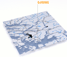 3d view of Gjøvåg