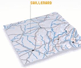 3d view of Saillenard