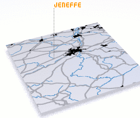 3d view of Jeneffe