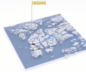 3d view of Sagvåg