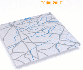 3d view of Tchourout