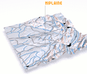 3d view of Miplaine