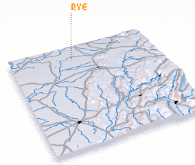 3d view of Rye