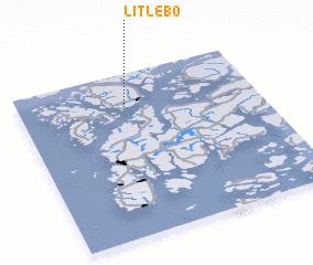3d view of Litlebø