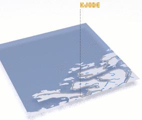 3d view of Kjøde