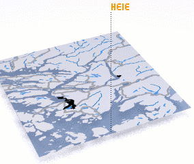 3d view of Heie