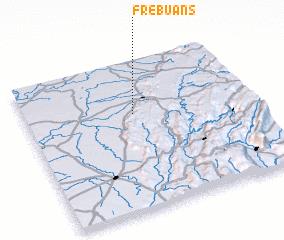3d view of Frébuans